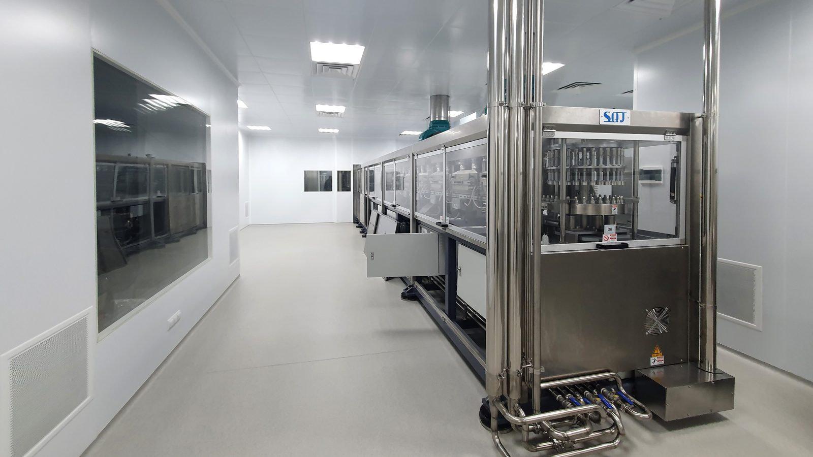 фармацевтическое производство инфузионных растворов