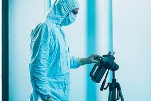 производство чистых помещений GMP