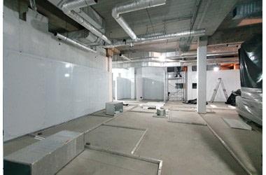 Строительство и монтаж чистых помещений под ключ